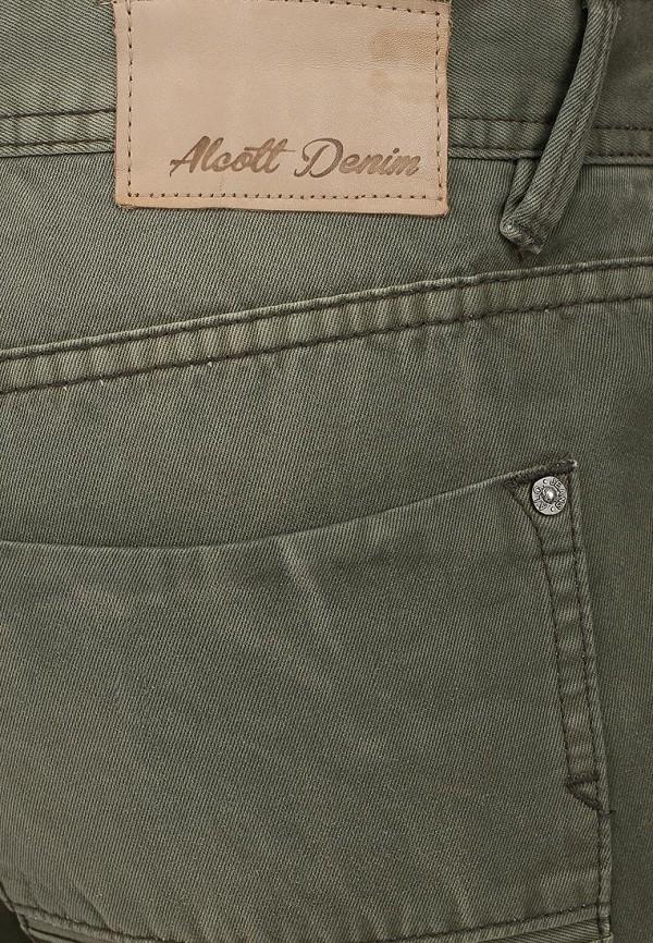 Зауженные джинсы Alcott 5C1535UO  C622 KAKY: изображение 3