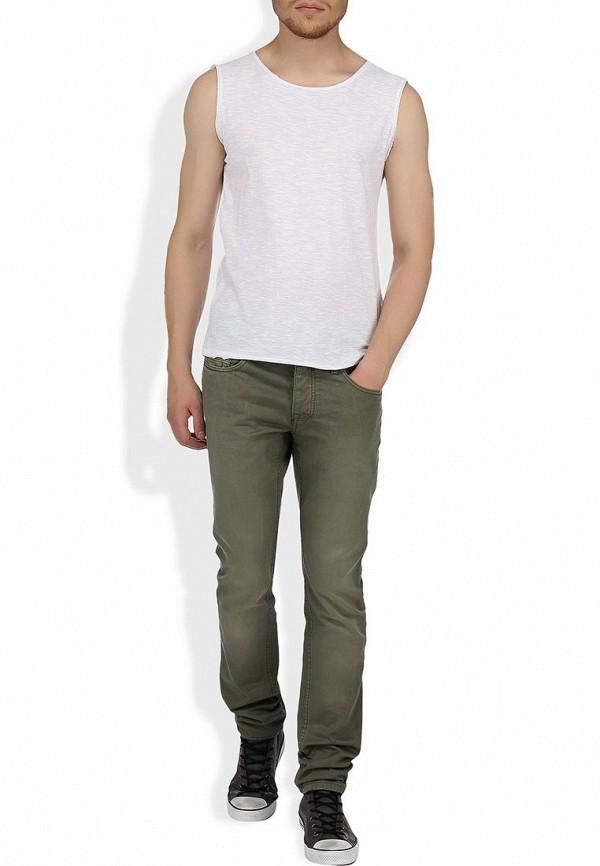 Зауженные джинсы Alcott 5C1535UO  C622 KAKY: изображение 5