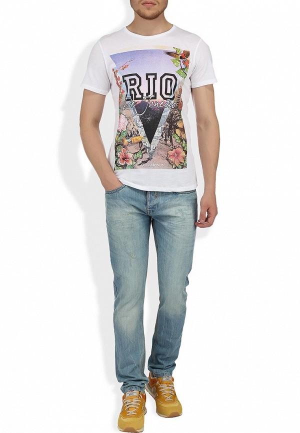 Зауженные джинсы Alcott 5T1688UL399L C293 AZZURRE: изображение 5
