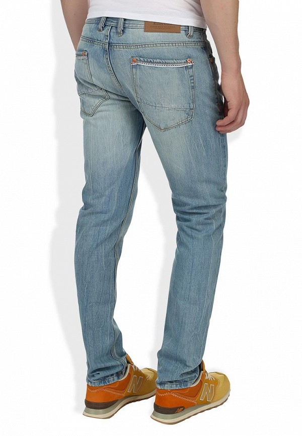 Зауженные джинсы Alcott 5T1688UL399L C293 AZZURRE: изображение 7