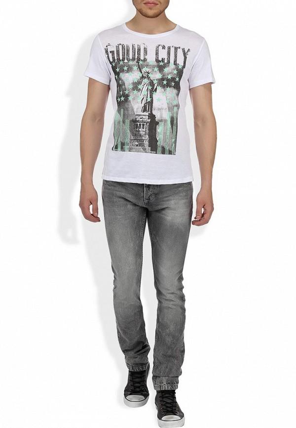 Зауженные джинсы Alcott 5T1696UL887G C120 GREY: изображение 5