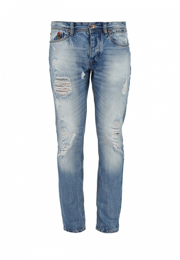 Зауженные джинсы Alcott 5T1708UL555 C293 AZZURRE: изображение 1