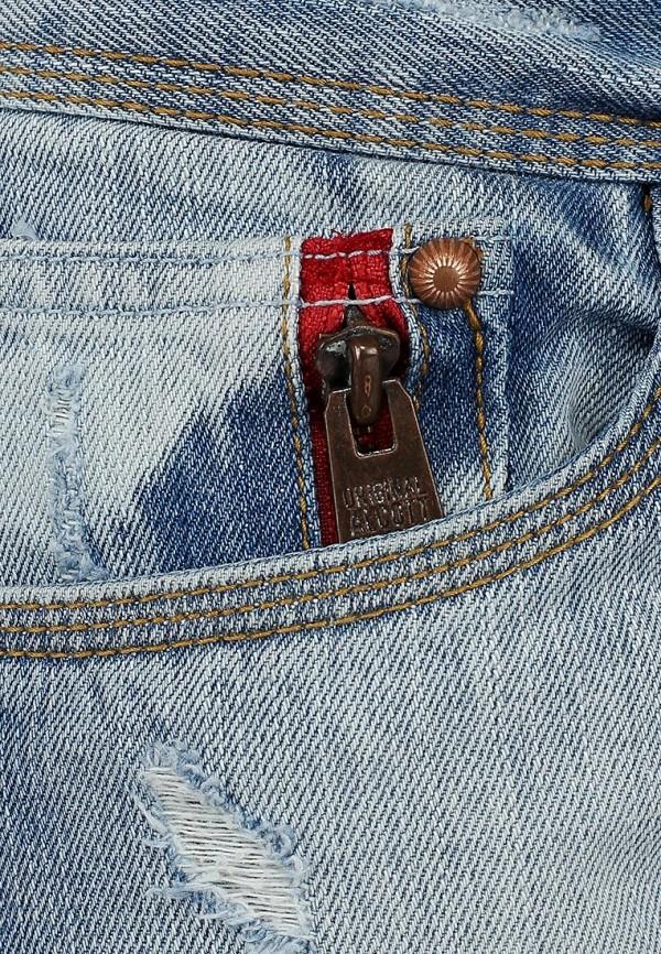 Зауженные джинсы Alcott 5T1708UL555 C293 AZZURRE: изображение 3