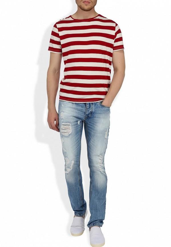 Зауженные джинсы Alcott 5T1708UL555 C293 AZZURRE: изображение 5