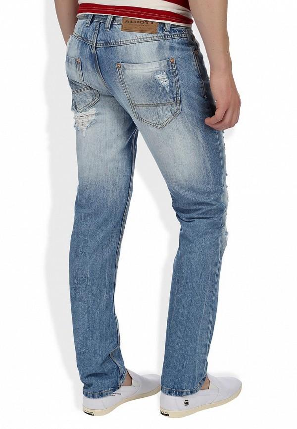Зауженные джинсы Alcott 5T1708UL555 C293 AZZURRE: изображение 7