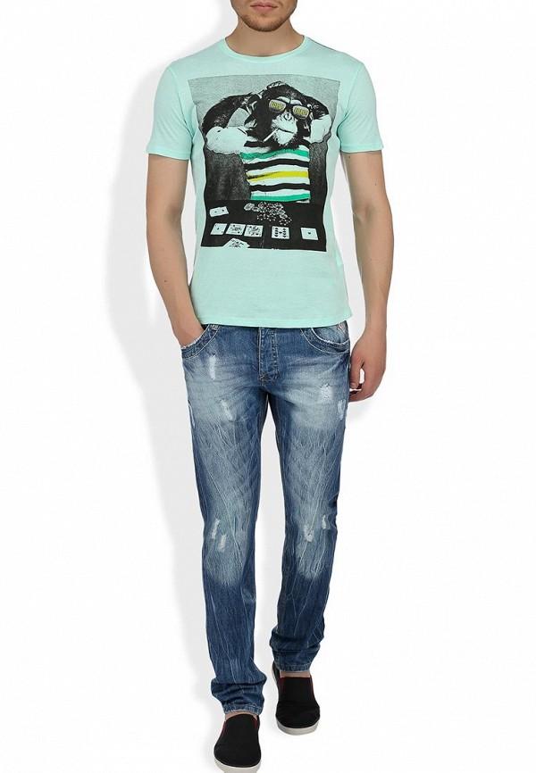 Зауженные джинсы Alcott 5T1780UOL993 C293 AZZURRE: изображение 5