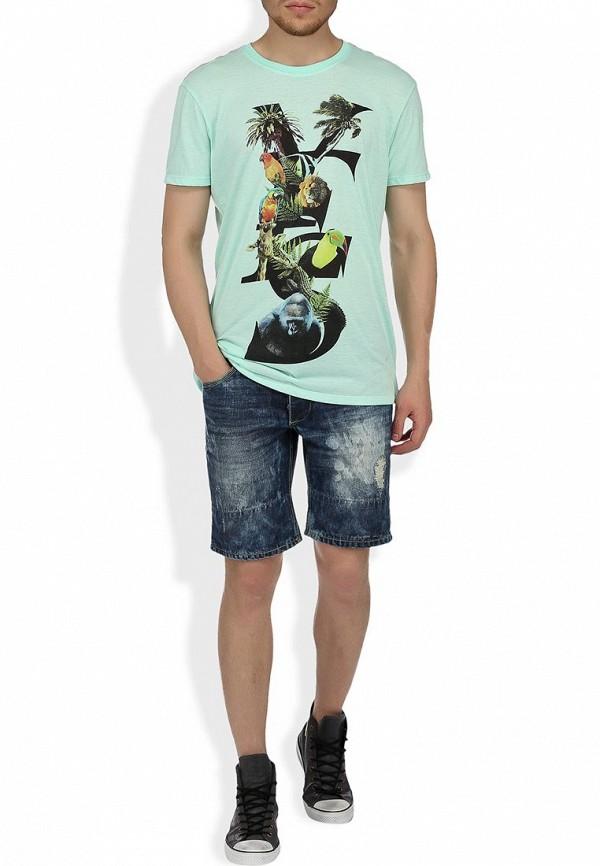 Мужские джинсовые шорты Alcott BE1702UL935D C214 BLUNAVY: изображение 5