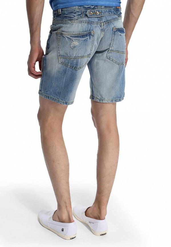 Мужские джинсовые шорты Alcott BE1813UL680L C293 AZZURRE: изображение 4