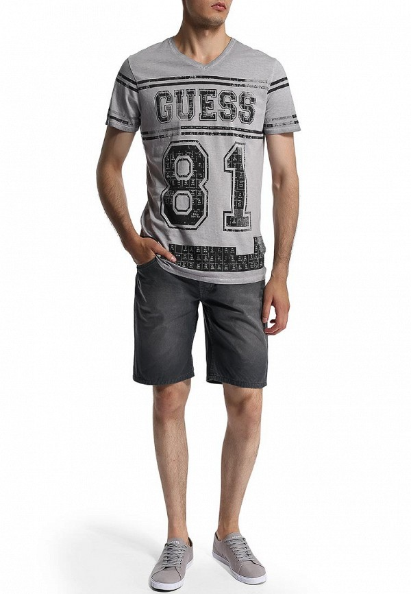 Мужские повседневные шорты Alcott BE1816UO C112 GREY: изображение 5