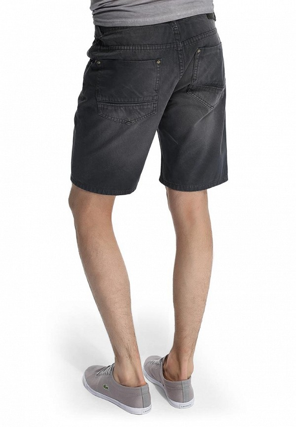 Мужские повседневные шорты Alcott BE1816UO C112 GREY: изображение 4