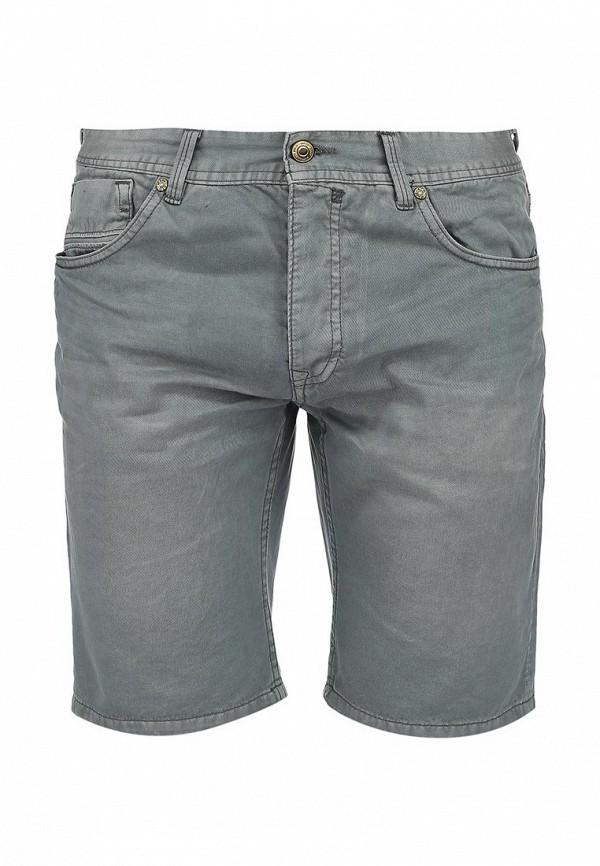 Мужские повседневные шорты Alcott BE1816UO C126 GREY: изображение 1