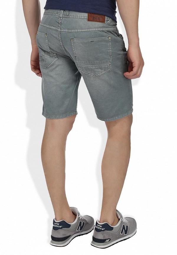 Мужские повседневные шорты Alcott BE1816UO C126 GREY: изображение 7
