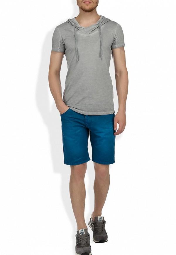 Мужские джинсовые шорты Alcott BE1816UO C271 BLUEOIL: изображение 5
