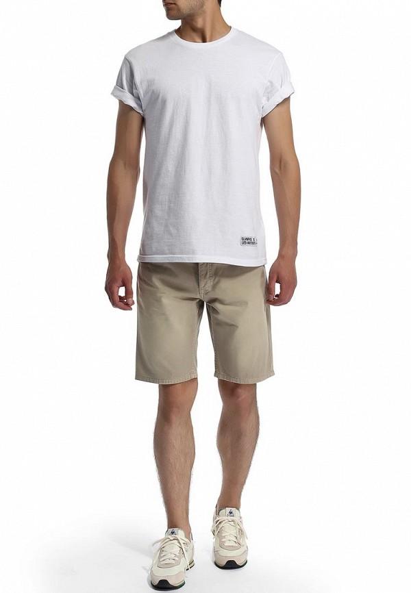 Мужские повседневные шорты Alcott BE1816UO C581 BEIGE: изображение 5