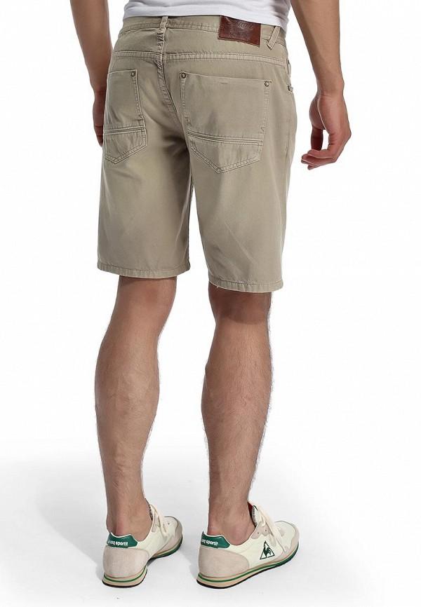 Мужские повседневные шорты Alcott BE1816UO C581 BEIGE: изображение 7