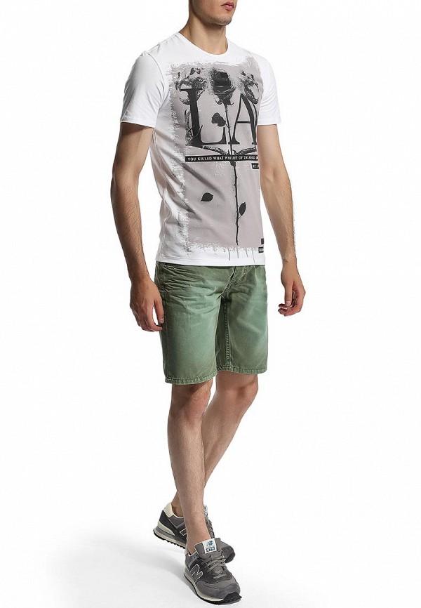 Мужские повседневные шорты Alcott BE1816UO C618 KAKY: изображение 5