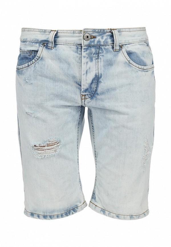 Мужские джинсовые шорты Alcott BE913UOL677 C293 AZZURRE: изображение 1