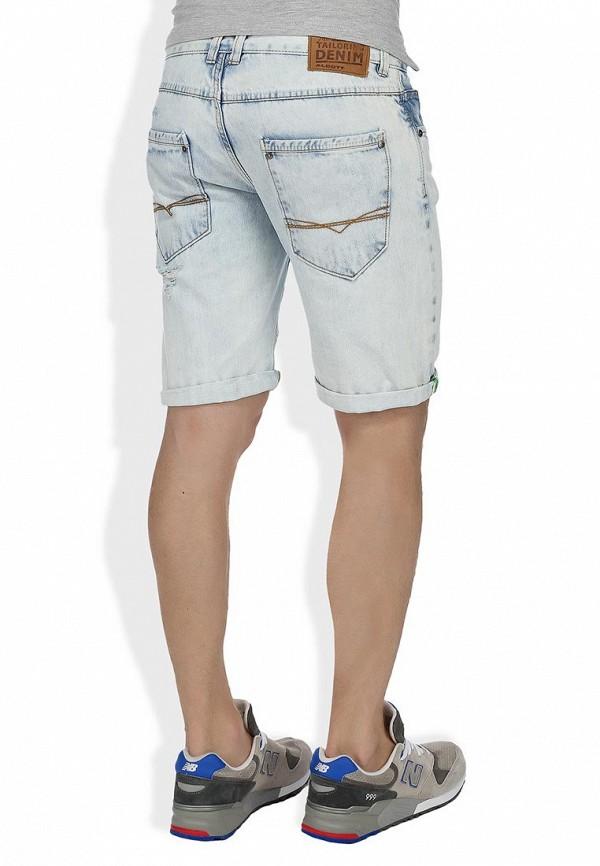 Мужские джинсовые шорты Alcott BE913UOL677 C293 AZZURRE: изображение 7