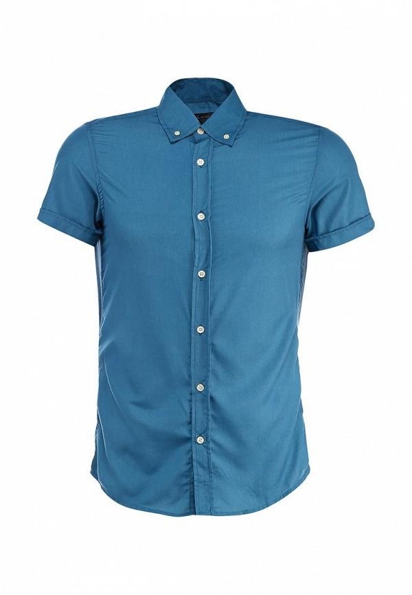 Рубашка с коротким рукавом Alcott CF376UO  C274 BLUEOIL: изображение 1