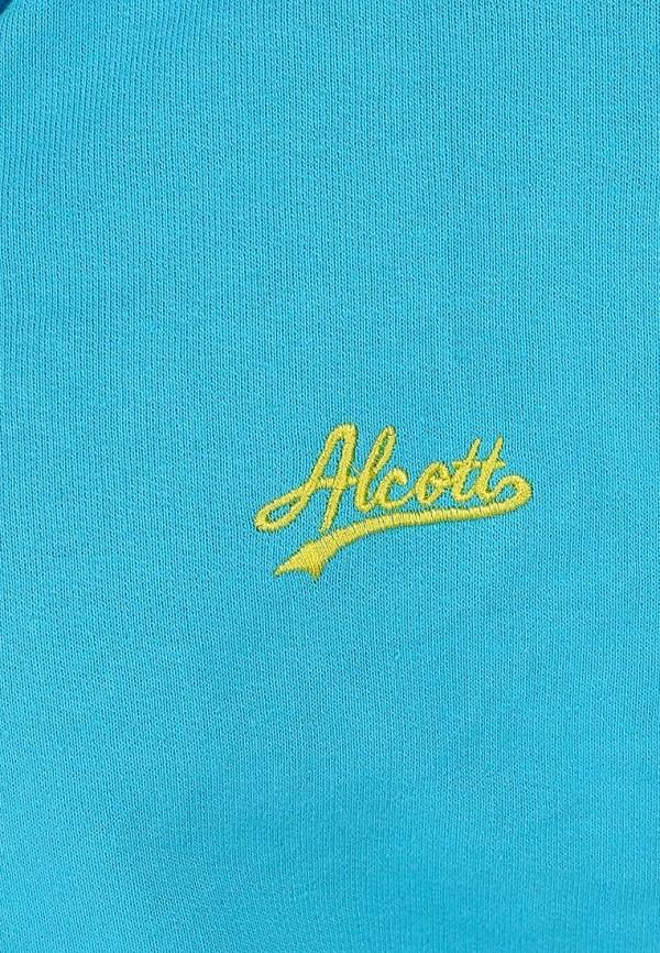 Толстовка Alcott CG4541UO  C285 AZZURRE: изображение 2