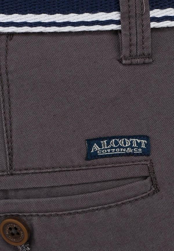 Мужские повседневные брюки Alcott S11838UO C115 GREY: изображение 3