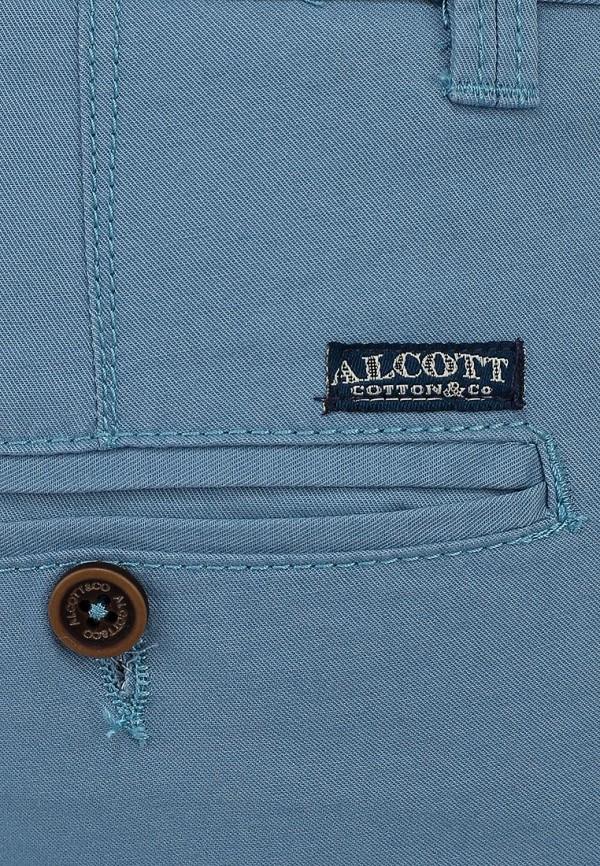 Мужские повседневные брюки Alcott S11838UO C272 BLUE: изображение 3