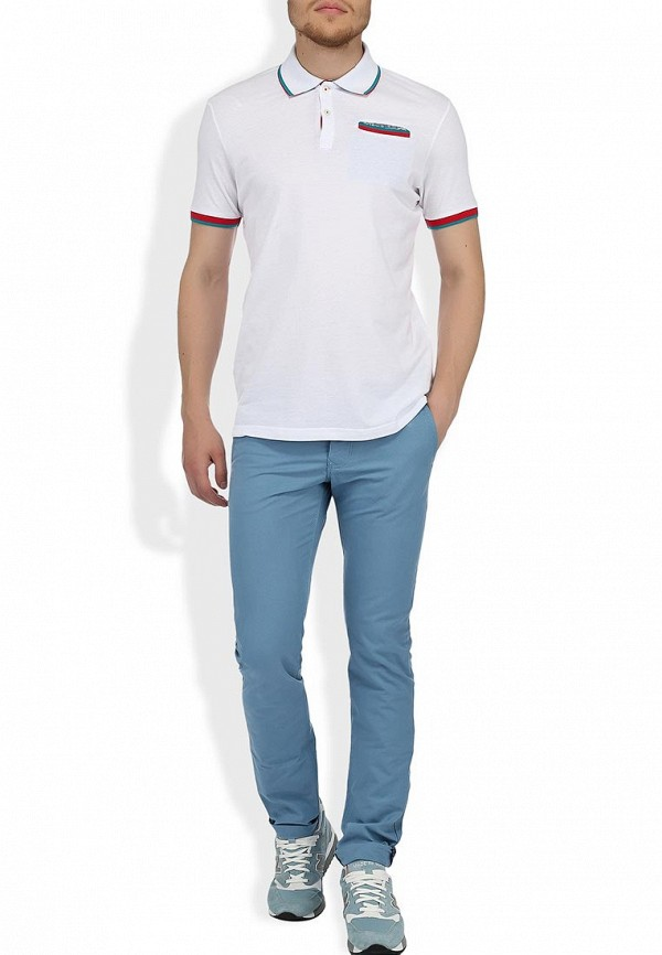 Мужские повседневные брюки Alcott S11838UO C272 BLUE: изображение 5