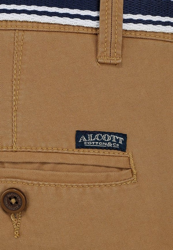 Мужские брюки Alcott S11838UO C538 TOBACCO: изображение 3