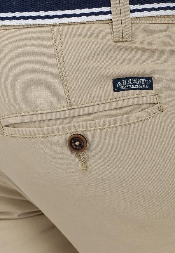 Мужские повседневные брюки Alcott S11838UO C581 BEIGE: изображение 3