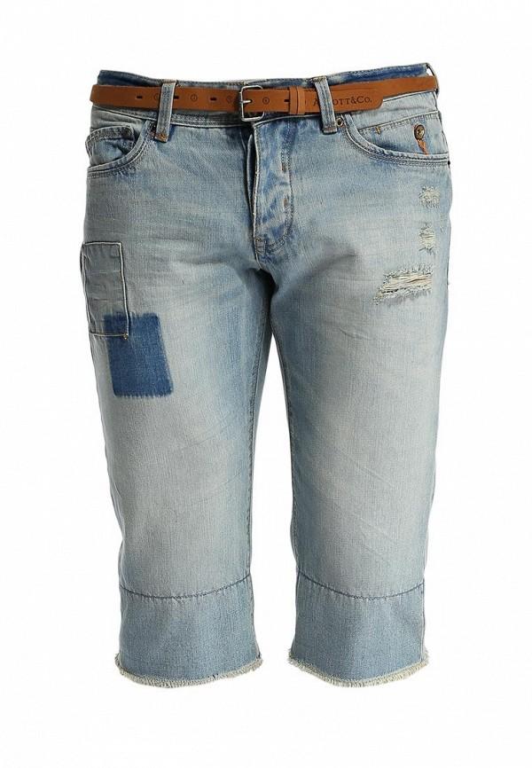 Мужские джинсовые шорты Alcott XX769SL971L C293 AZZURRE: изображение 1