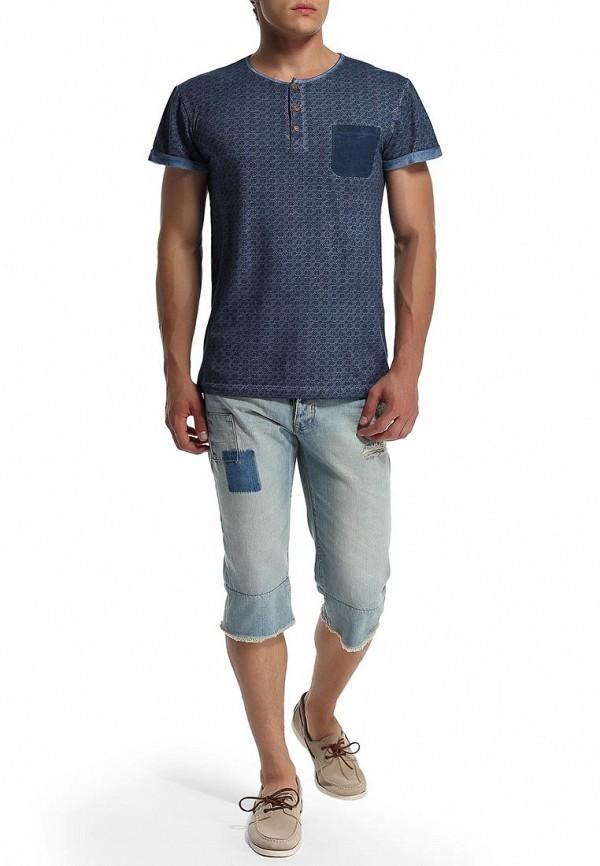 Мужские джинсовые шорты Alcott XX769SL971L C293 AZZURRE: изображение 3