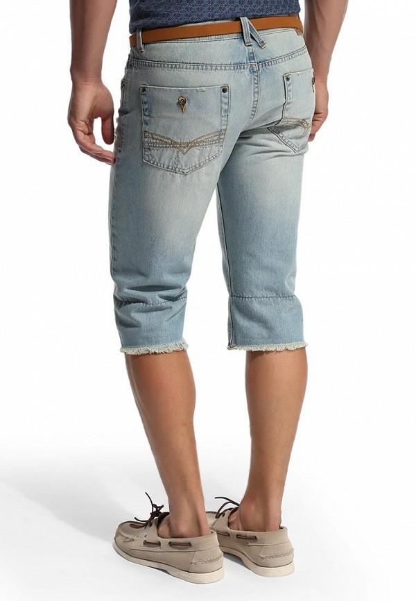 Мужские джинсовые шорты Alcott XX769SL971L C293 AZZURRE: изображение 4
