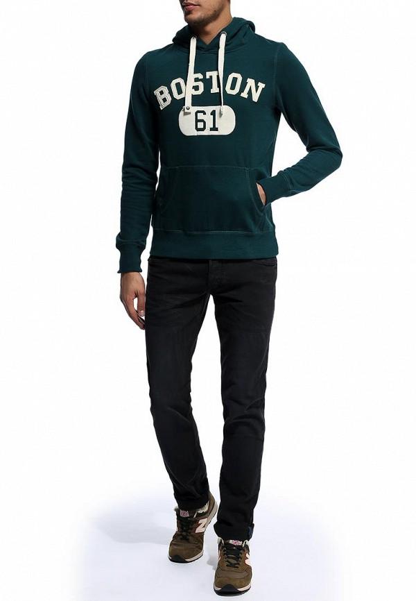 Мужские прямые джинсы Alcott 5C1122UO C109 BLACK: изображение 3