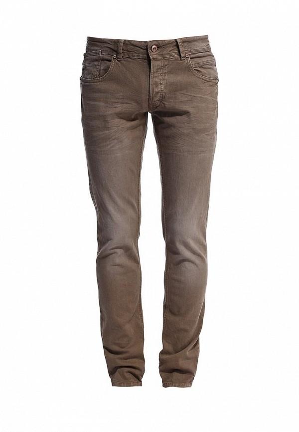 Мужские прямые джинсы Alcott 5C1122UO C570 BROWN: изображение 1