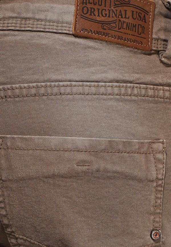 Мужские прямые джинсы Alcott 5C1122UO C570 BROWN: изображение 3