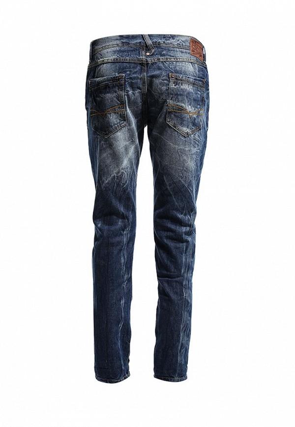 Зауженные джинсы Alcott 5T1136U1045D C218 BLUENAVY: изображение 2