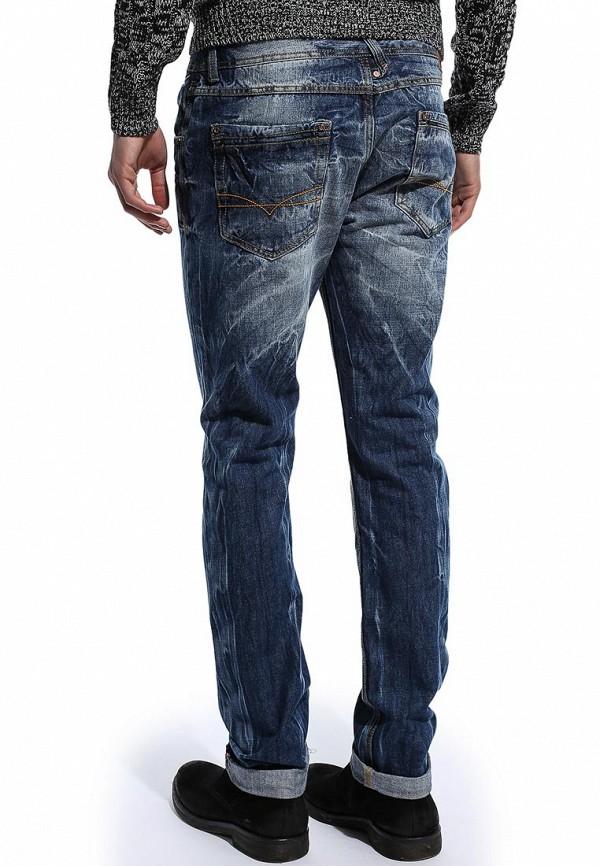 Зауженные джинсы Alcott 5T1136U1045D C218 BLUENAVY: изображение 5