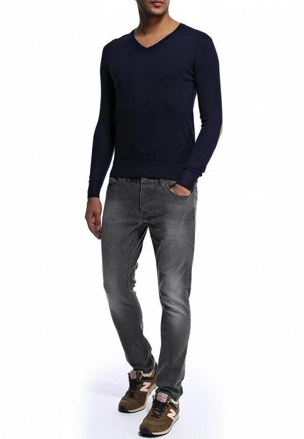 Мужские прямые джинсы Alcott 5T1379FW502G C120 GREY: изображение 3