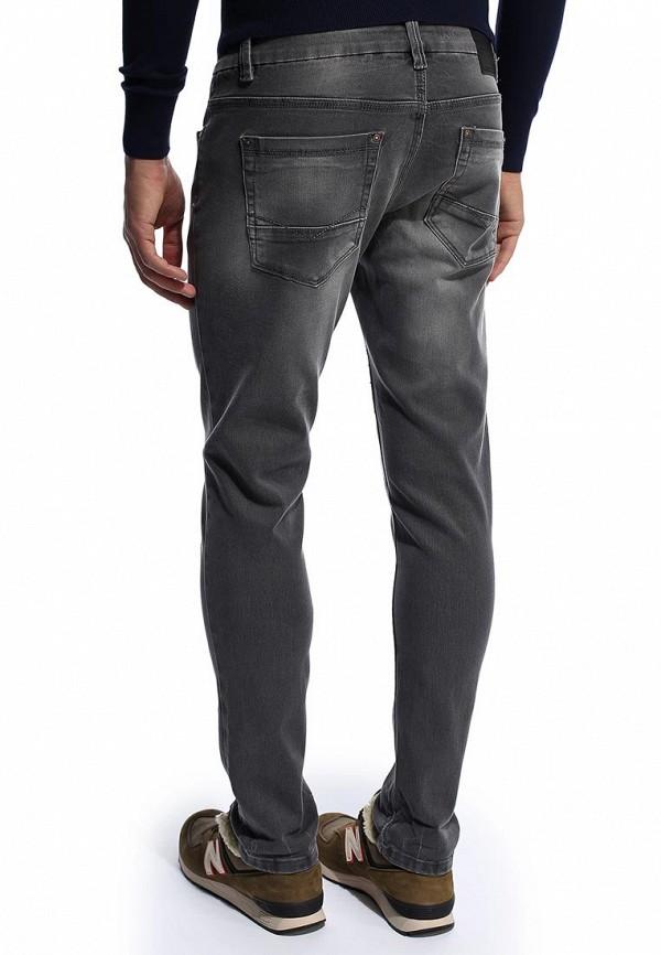 Мужские прямые джинсы Alcott 5T1379FW502G C120 GREY: изображение 4