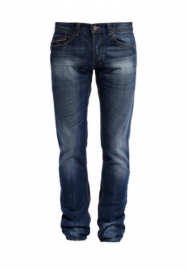 Мужские прямые джинсы Alcott 5T154UW013M C284 AZZURRE: изображение 1