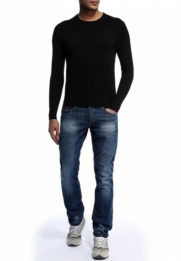 Мужские прямые джинсы Alcott 5T154UW013M C284 AZZURRE: изображение 3