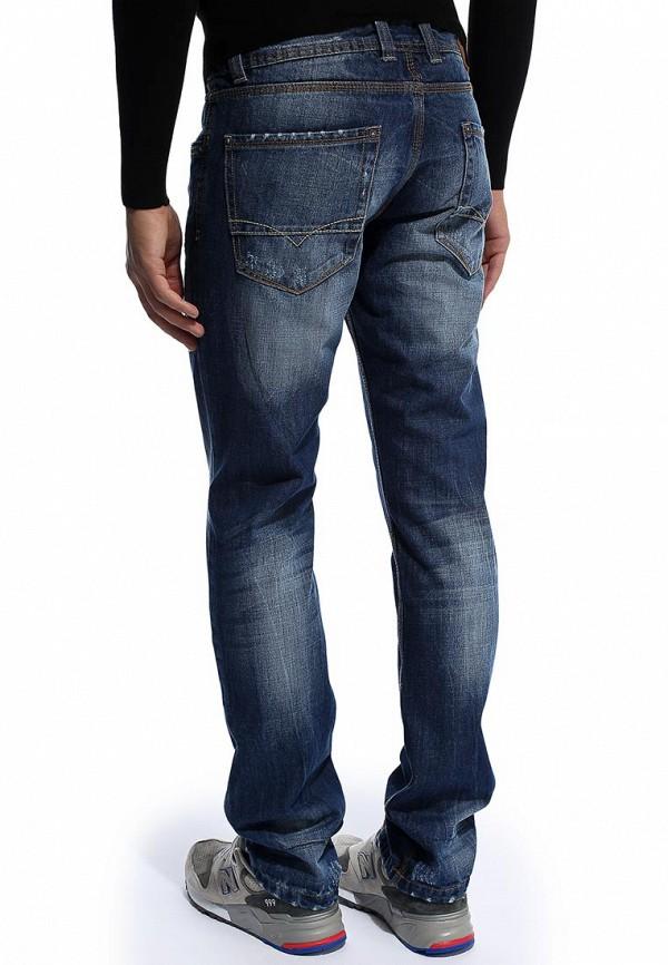 Мужские прямые джинсы Alcott 5T154UW013M C284 AZZURRE: изображение 4
