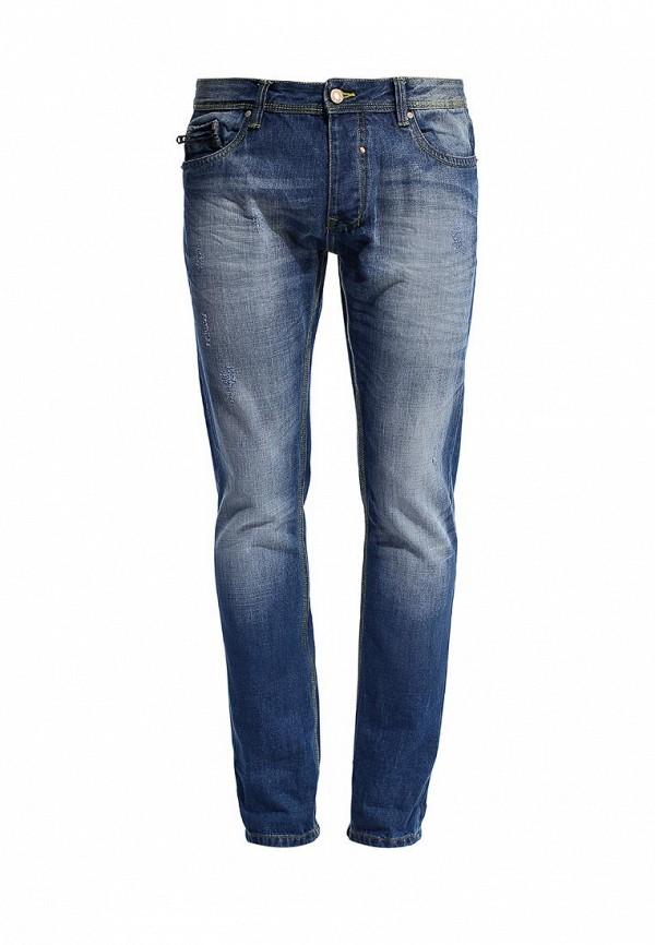 Мужские прямые джинсы Alcott 5T1567SL399M C218 BLUENAVY: изображение 1