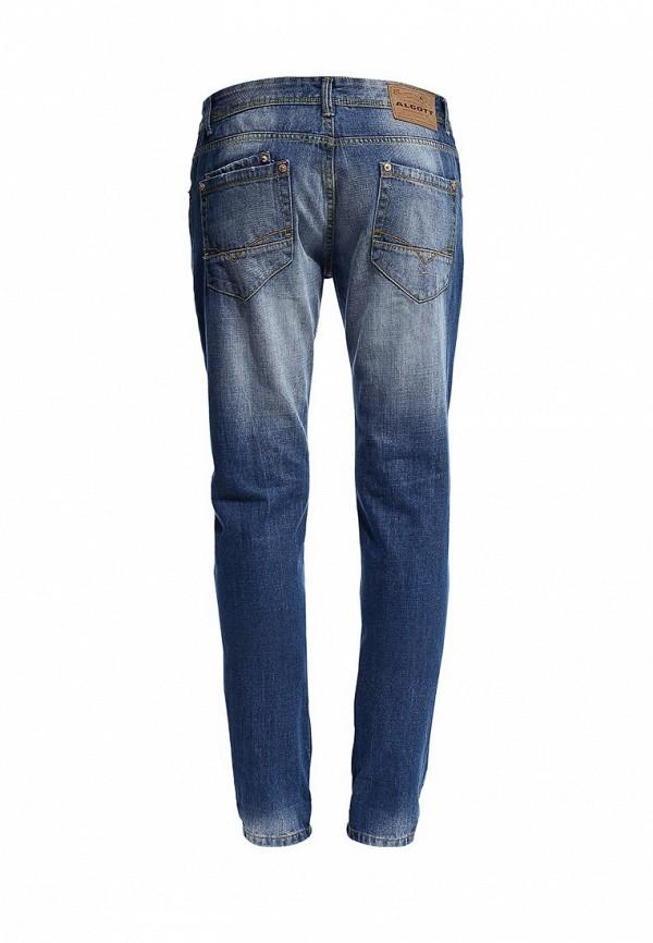 Мужские прямые джинсы Alcott 5T1567SL399M C218 BLUENAVY: изображение 2