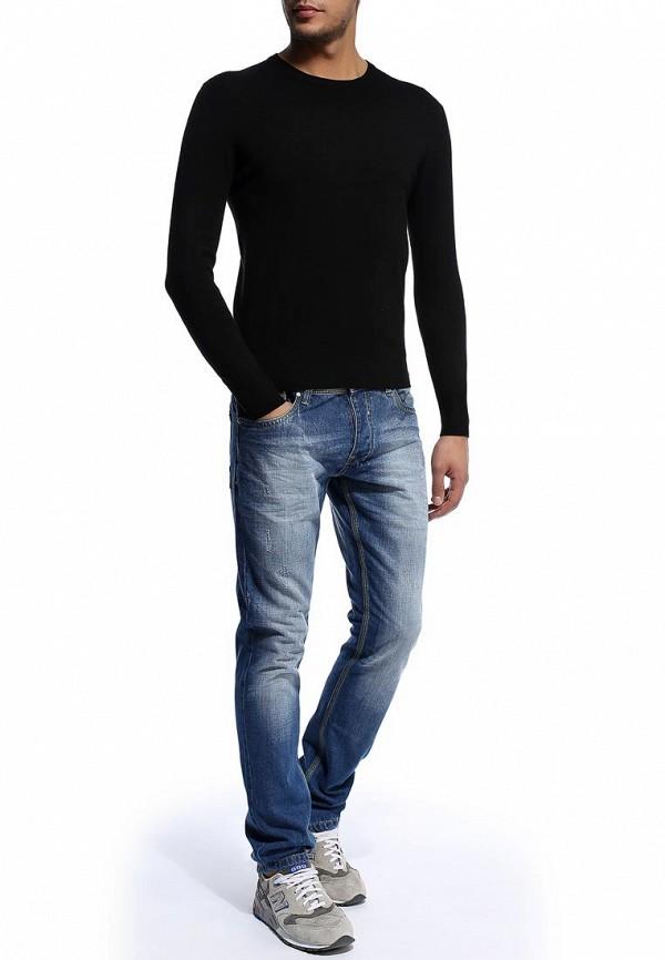 Мужские прямые джинсы Alcott 5T1567SL399M C218 BLUENAVY: изображение 4