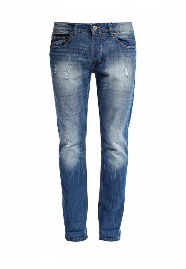 Мужские прямые джинсы Alcott 5T1567WL347M C218 BLUENAVY: изображение 1