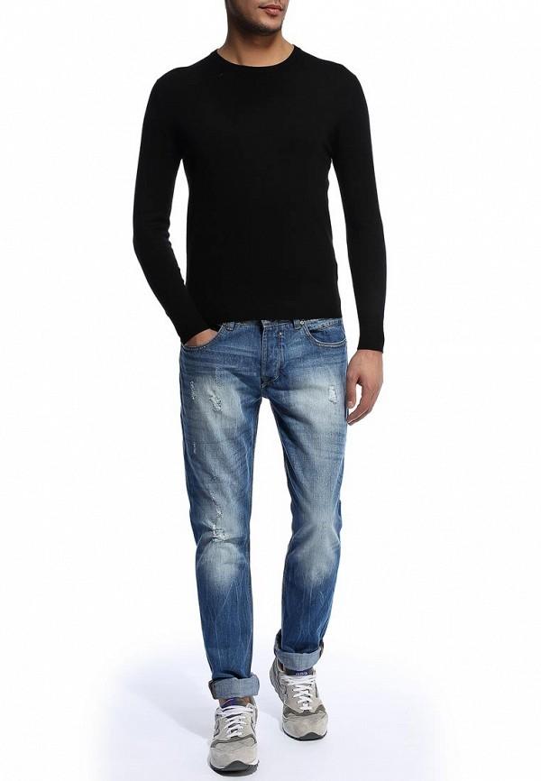 Мужские прямые джинсы Alcott 5T1567WL347M C218 BLUENAVY: изображение 3