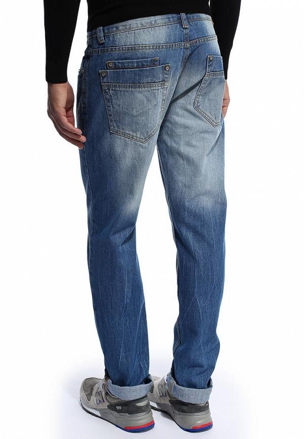 Мужские прямые джинсы Alcott 5T1567WL347M C218 BLUENAVY: изображение 4