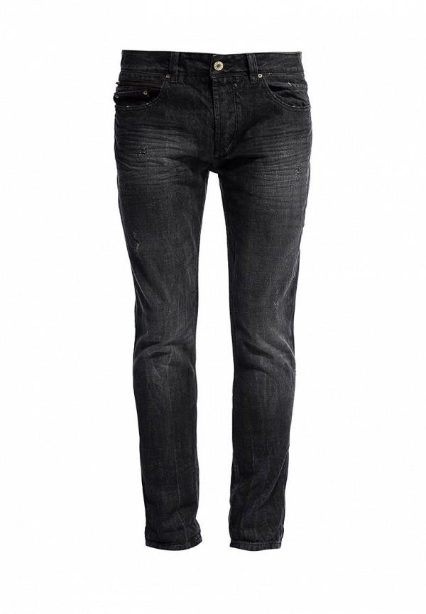 Мужские прямые джинсы Alcott 5T1567WL399B C101 BLACK: изображение 1