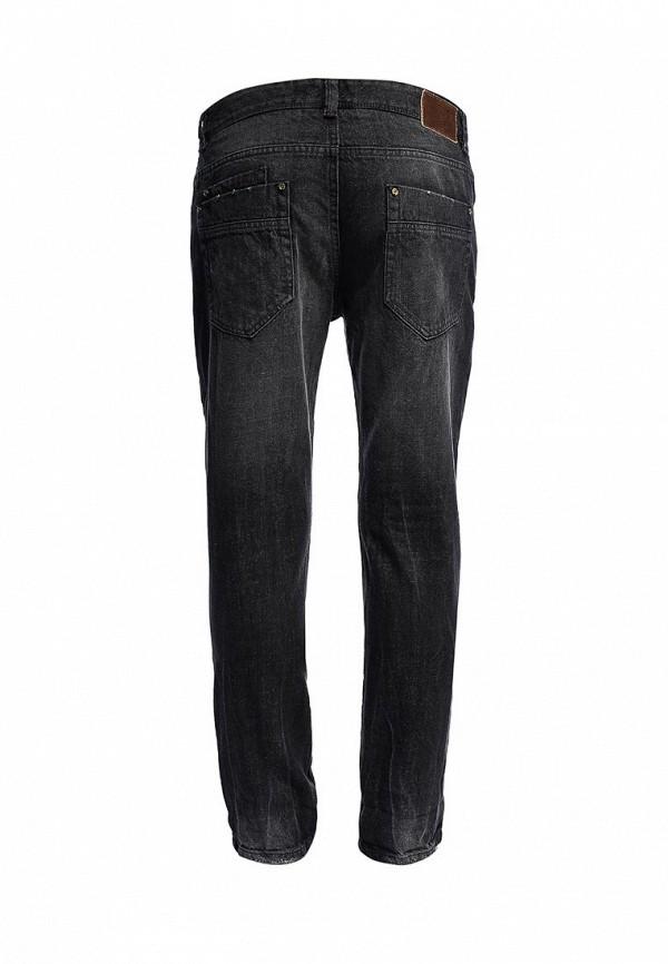 Мужские прямые джинсы Alcott 5T1567WL399B C101 BLACK: изображение 2